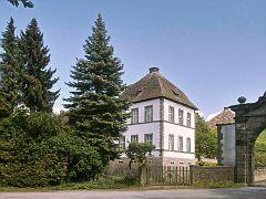 Westflügel Schloss Bisperode
