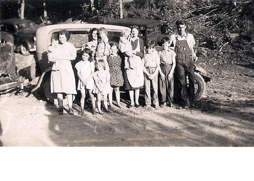 48-Great Great Grandma Becky and Laura Yancey, Great Great Aunt by marriage-married to Walt Yancey