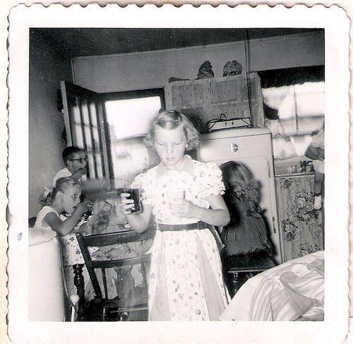 170-Aunt Pat, Uncle Del and Unknowns