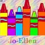 Crayons at schoolJo-Ellen