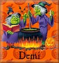 2 Green WitchDemi