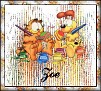 Garfield & OdieZoe