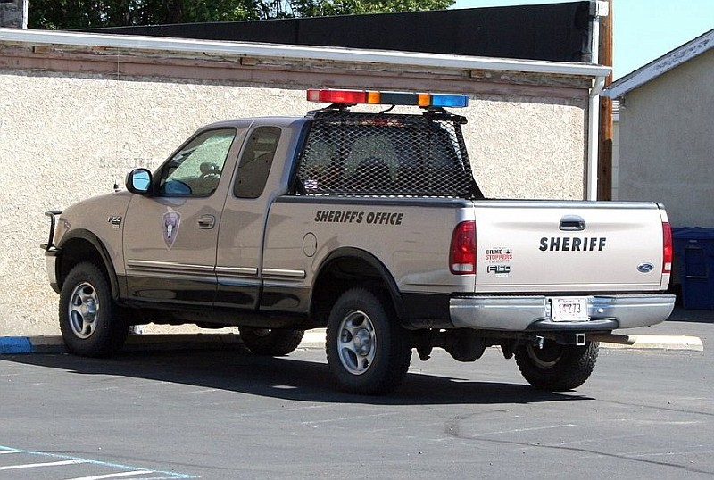 Cnpca Vi on 2007 Ford F 150